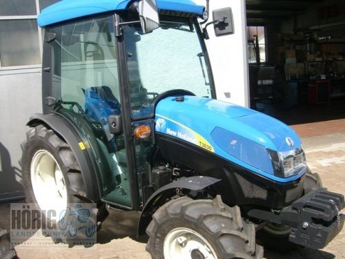 New Holland Orchard Tractors : Used tractors and farm equipment technikboerse the