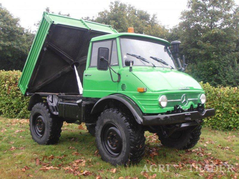 sonstige mercedes benz unimog 406 agrar traktor