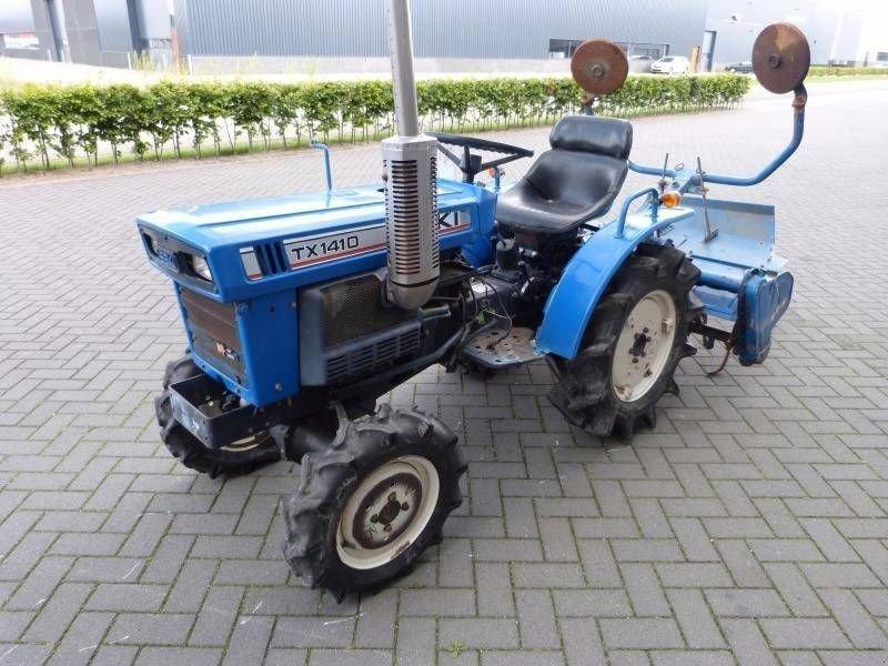 iseki tx 1410 traktor gebrauchte traktoren und. Black Bedroom Furniture Sets. Home Design Ideas