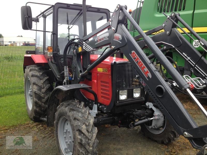 belarus mts592 traktor gebrauchte traktoren und landmaschinen technikboerse die nummer 1 bei. Black Bedroom Furniture Sets. Home Design Ideas