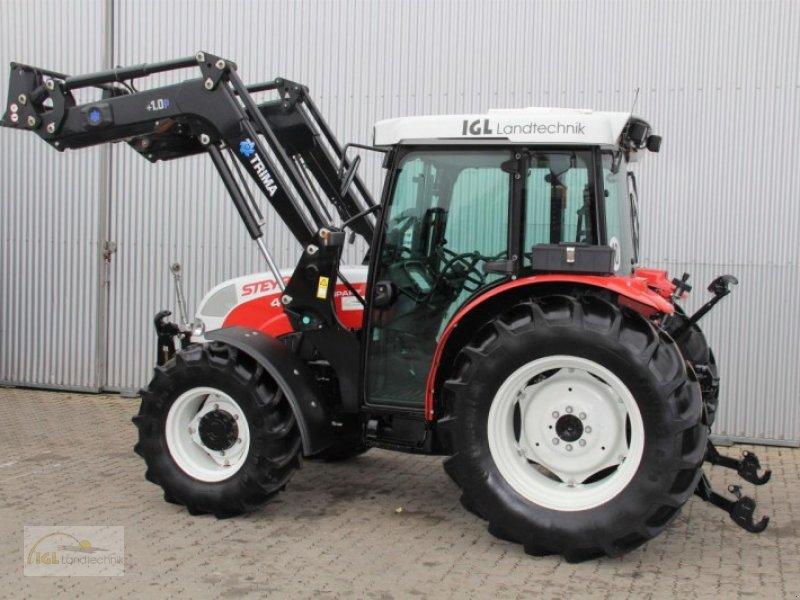 steyr 4065 kompakt traktor 92536 pfreimd gebrauchte. Black Bedroom Furniture Sets. Home Design Ideas