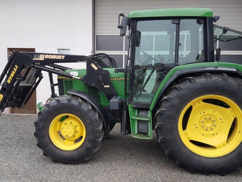 john deere 6300 premium traktor gebrauchte traktoren und. Black Bedroom Furniture Sets. Home Design Ideas